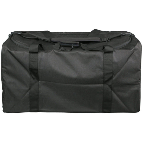 TRAP™ Large Duffel, Black
