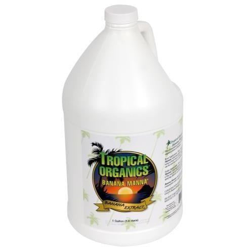 Tropical Organics® Banana Manna® Gal Nutrients | Liquid