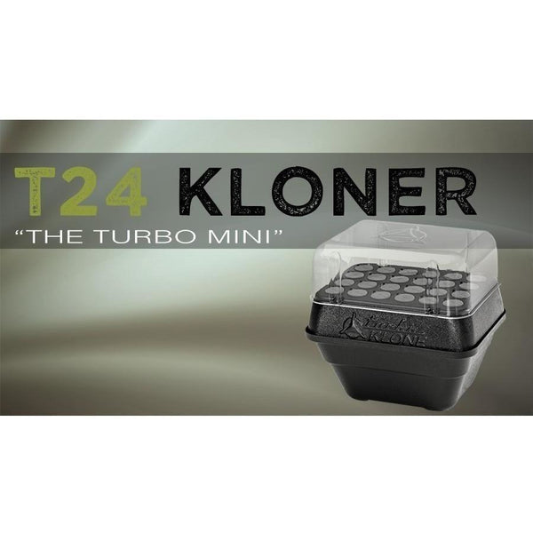 Turboklone T24 Cloner Turbo Mini With Humidity Dome Cloning | Systems