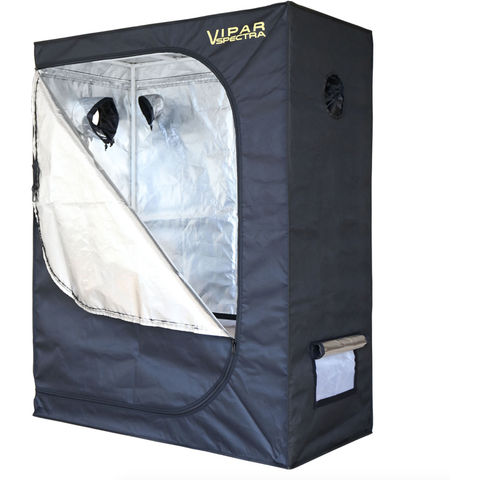"VIPARSPECTRA 48""x24""x60"" Reflective 600D Mylar Grow Tent"