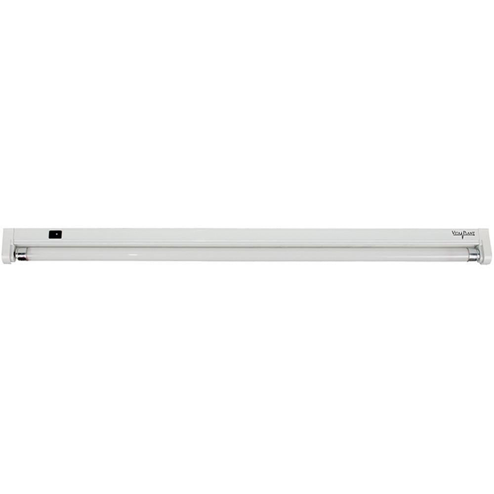 VitaPlant® Single Tube T5 Fixture with Grow Tube, 2'