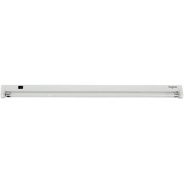 Vitaplant® Single Tube T5 Fixture With Grow 2 Fluorescent | Light Systems
