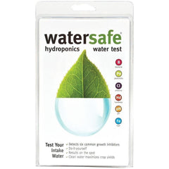 Watersafe® Hydroponics Water Test Kit
