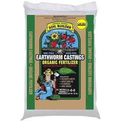 Wiggle Worm Soil Builder Earthworm Castings, 30 lb