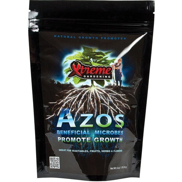 Xtreme Gardening® Azos 6 Oz Nutrients | Beneficial Microbes