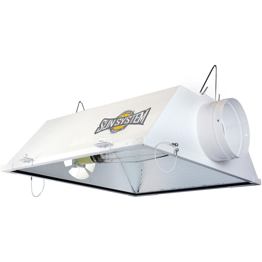 "Yield Master® 6"" Air-Cooled Reflector"
