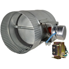 ZoneMaster™ Motorized Damper Closed, 6""
