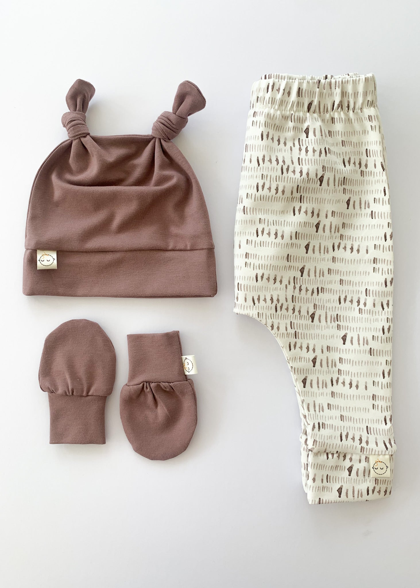 Dash + Fig Unisex Gift Set - Sadie:Baby UK