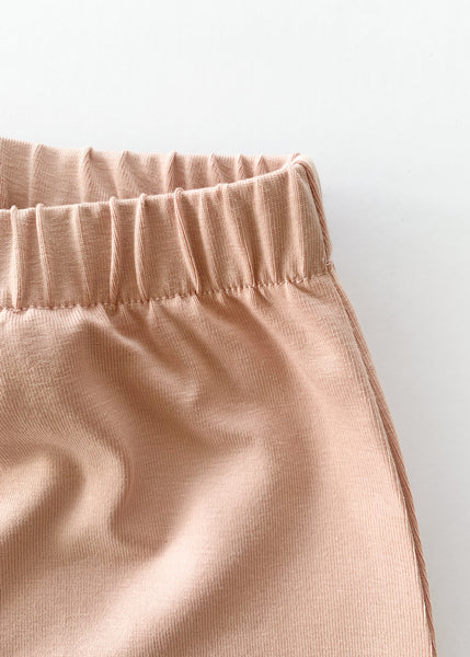 harem leggings | blush - Sadie:Baby UK