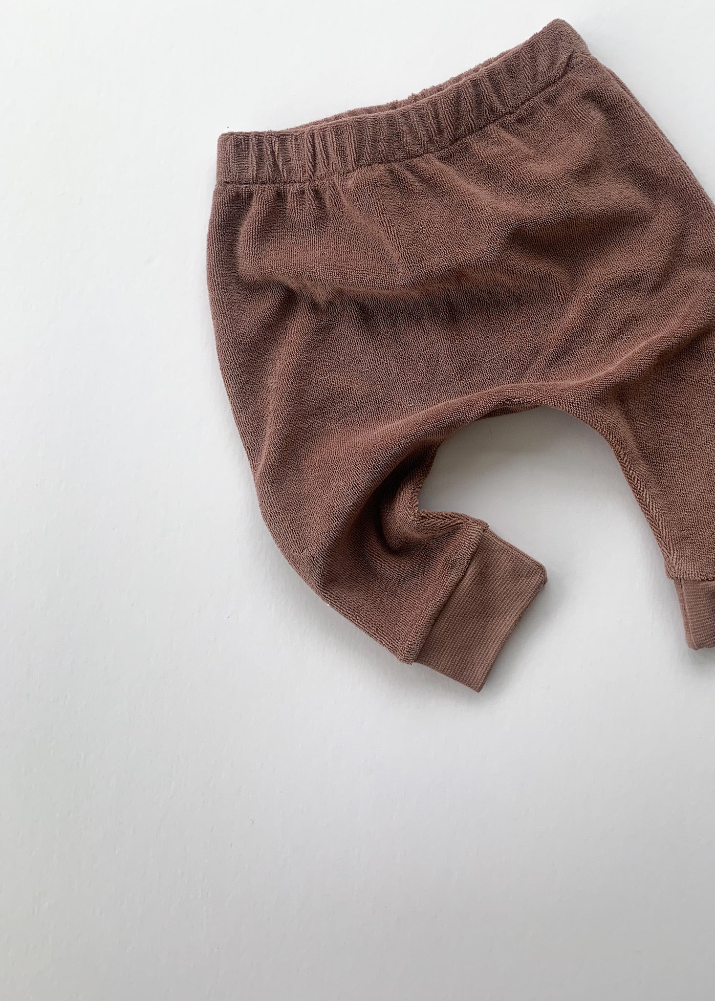terry leggings | fig - Sadie:Baby UK