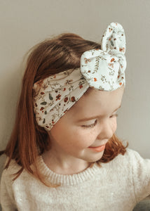 headband | wild flowers - Sadie:Baby UK