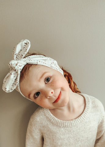 headband | dash print - Sadie:Baby UK