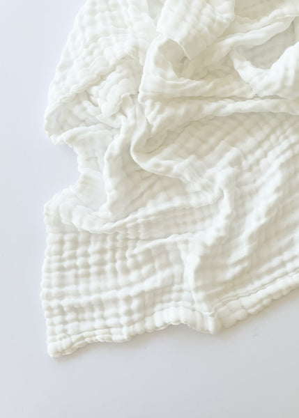 muslin blanket | milk - Sadie:Baby UK