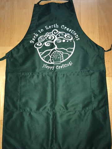 Back to Earth Creations Apron