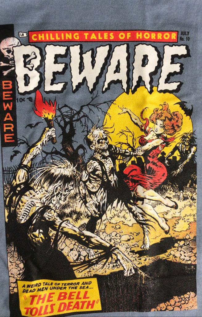 Beware Comic Cover