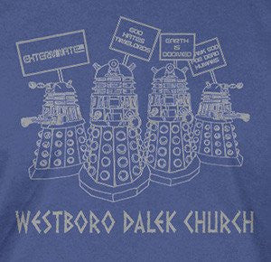Westboro Dalek Church