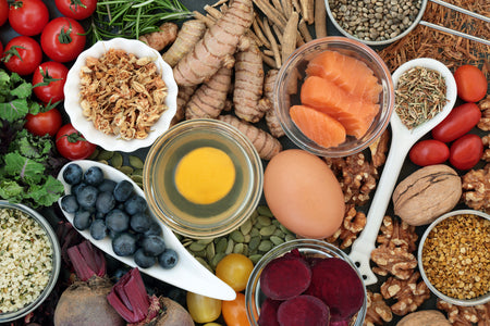8 Nutrients That Promote Brain Health