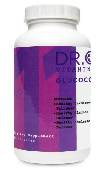 No. 11 Glucocore vitamin bottle