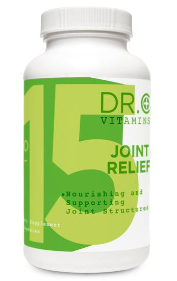 Joint Relief Supplement bottle