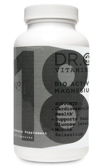 Bio-Active Magnesium Supplement bottle