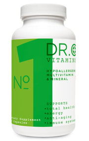 The No.1 multivitamin supports total health and wellness