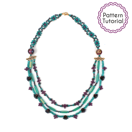 December New Pattern - Montenegro Necklace