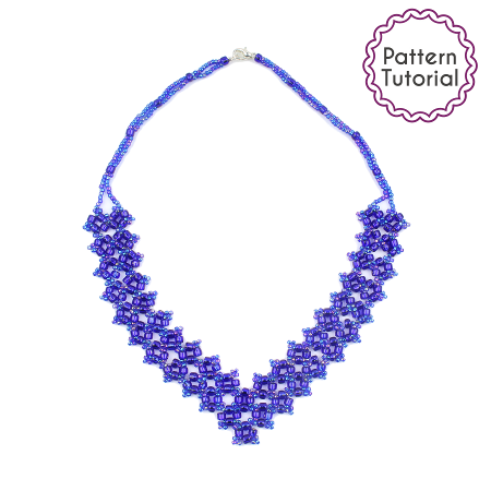February New Pattern - Ponta Delgada Necklace