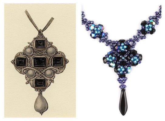 Hans Holbein Jewellery