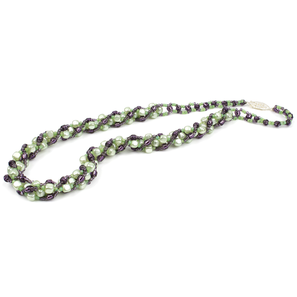 Applecross Rope Necklace Pattern