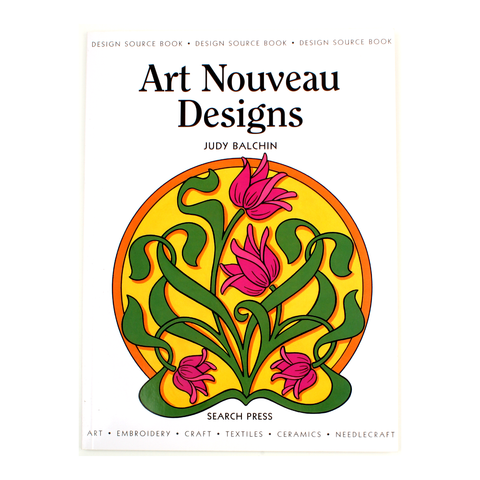 Design Source Book. Art Nouveau Design