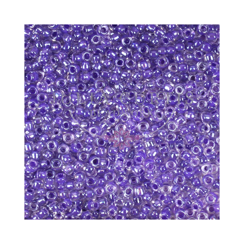 Size 11/0 Harebell Seed Beads 14g
