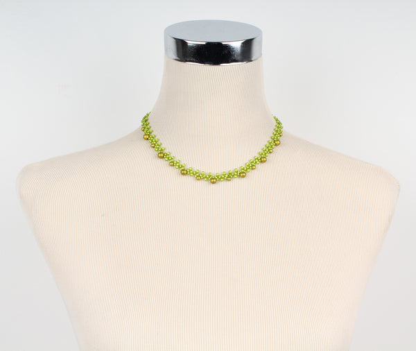 Bamborough Necklace Pattern