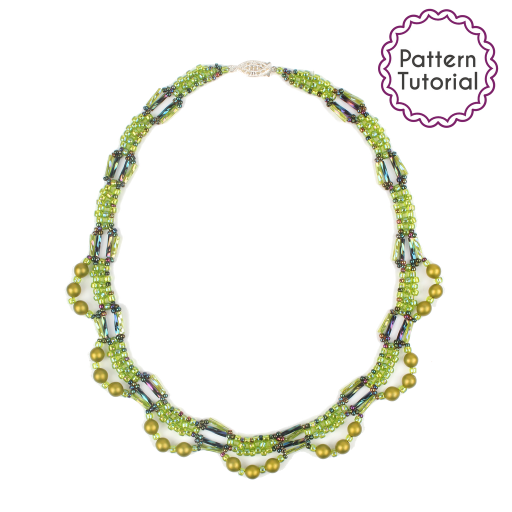 Barmouth Necklace Pattern