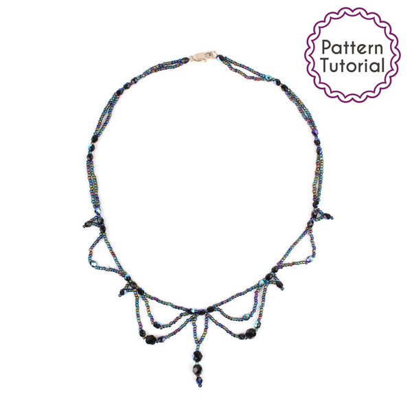 Belle of the Ball Necklace Pattern