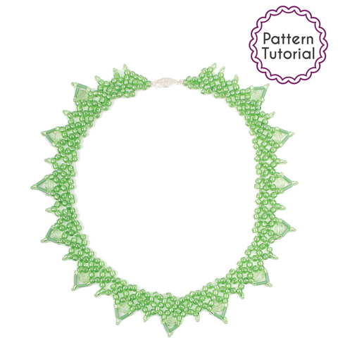 Brighton Pavilion Necklace Pattern