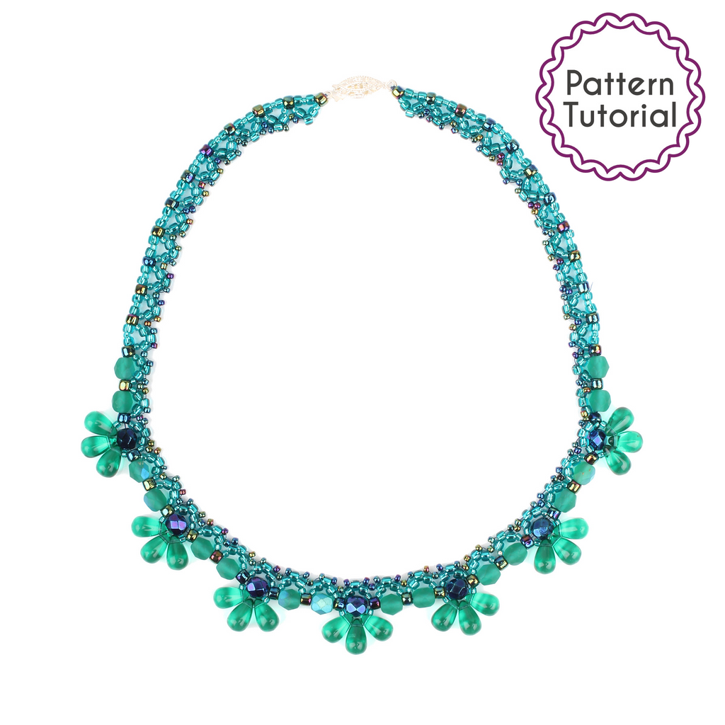 Burano Daisy Necklace Pattern