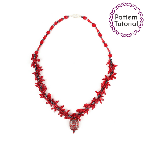 Cheddar Gorge Necklace Pattern