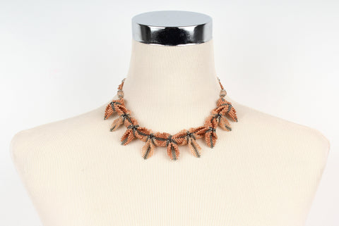 Corsican Flowers Necklace Kit *Limited Edition* ~1 left!~