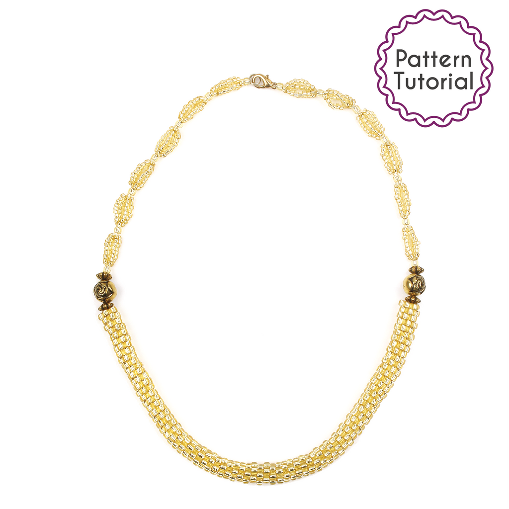 Costa Rica Necklace Pattern