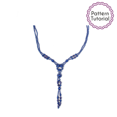 Cuban Dropper Necklace Pattern