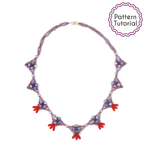 Dominican Necklace Pattern