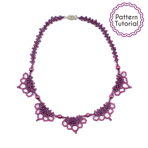 Dresden Necklace Pattern