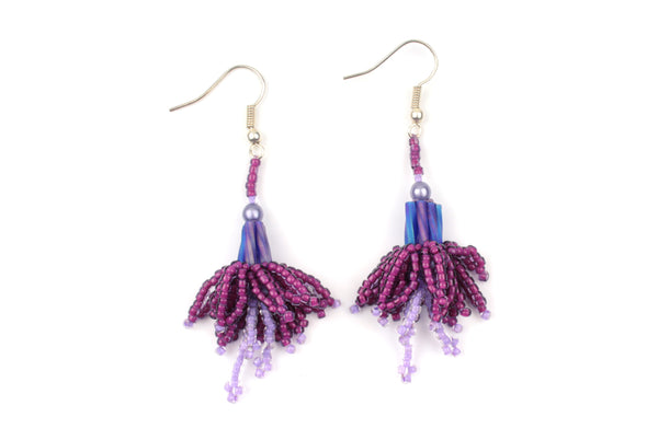 Fuchsia Earrings Kit