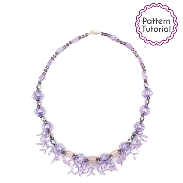 Great Barrier Reef Necklace Pattern