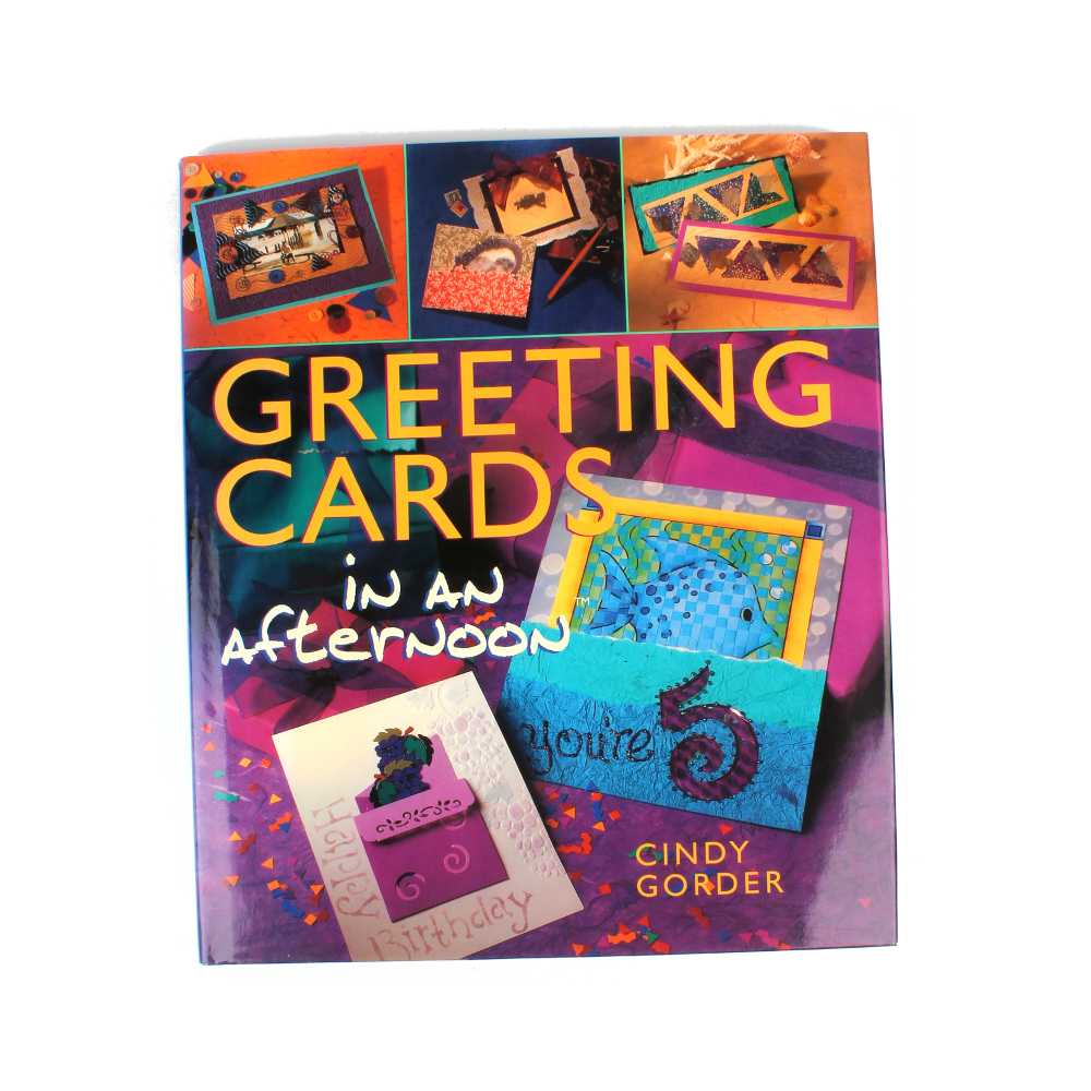 Greeting Cards in an Afternoon