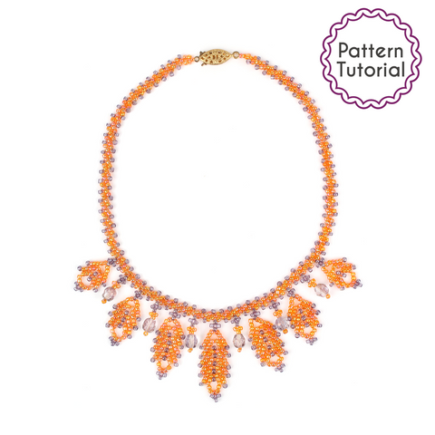 Halong Bay Necklace Pattern