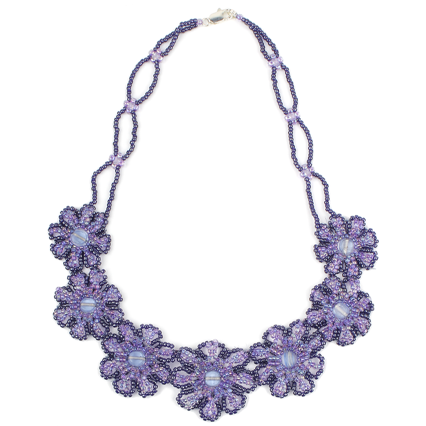 Honfleur Daisies Necklace Pattern
