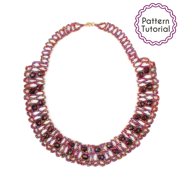 Italian Collar Necklace Pattern