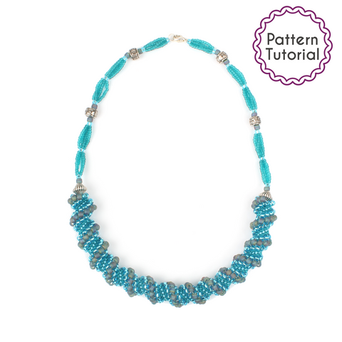 Kew Gardens Necklace Pattern