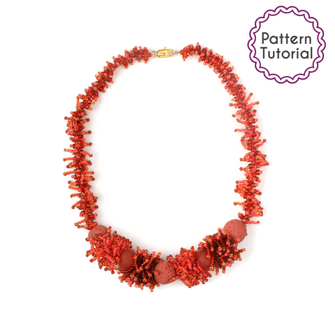 Lanzarote Necklace Pattern